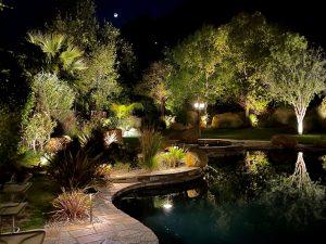 Landscape Lighting Design 2 LV Pro Lighting