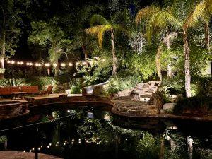 Landscape Lighting Design LV Pro Lighting