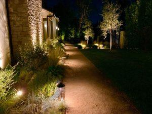 outdoor pathway lighting LV Pro Lighting