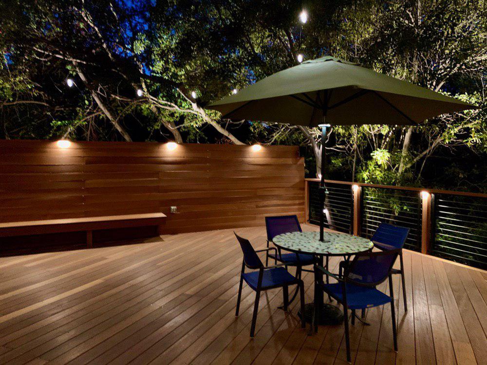 patio outdoor lighting